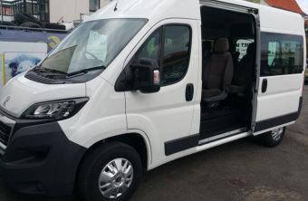 9-Sitzer, Peugeot Boxer L2H2